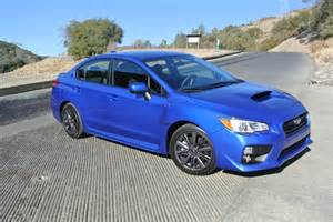 decisions decisions 2015 subaru wrx or wrx sti   kelley blue book