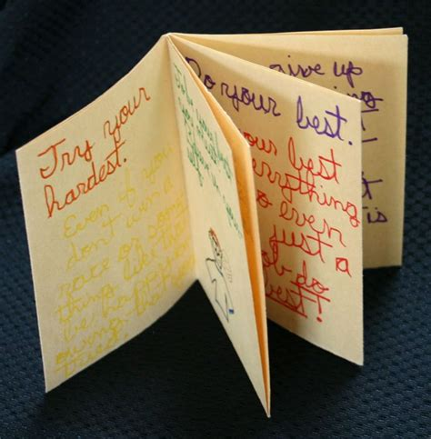 How To Make A Book With Construction Paper - when children a time expressing themselves