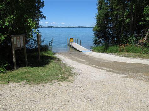 boat launch elk lake mi elk lake rd dnr water access michigan water trails