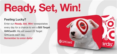 Can You Use A Target Gift Card Online - target enter to win 25 gift cards ftm