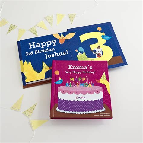 best books for gifts personalized birthday gifts for from personal creations