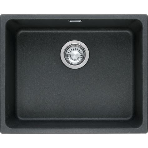 fragranite kitchen sinks franke kubus kbg 110 50 fragranite sink bbk direct