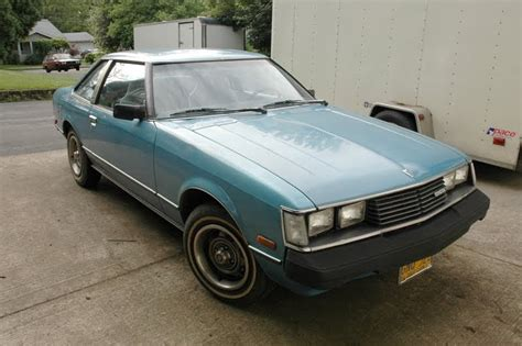 1980s Toyota Celica by Parked Cars 1980 Toyota Celica Gt Sport Coupe