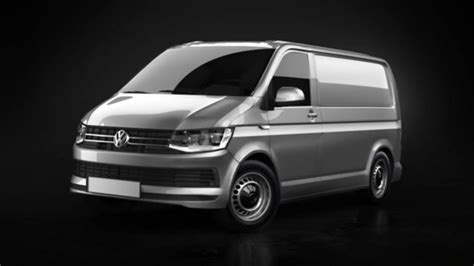 2019 Vw Transporter by 2019 Volkswagen Transporter T6 All New Review