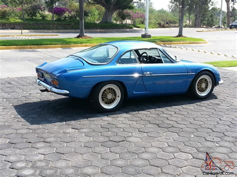 alpine a110 for sale 1966 dinalpin alpine a110 renault for sale in mexico