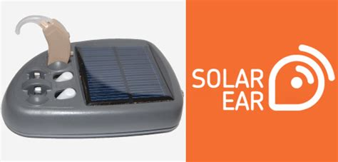 Solar Powered Hearing Aid by Ears For Years Solar Powered Hearing Aids For