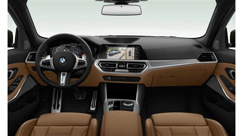Bmw 3 Series 2019 Interior by 2019 Bmw 3 Series G20 This Is It Carscoops