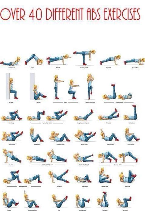 Top 8 Abs Exercises by Top Abdominal Exercises For At Home Health Guide 365