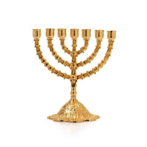 candelabro judaico menorah candelabro casti 231 al judaico bandeira de israel