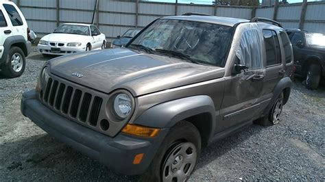 2005 Jeep Liberty Parts Used 2005 Jeep Liberty Front Part 1999567