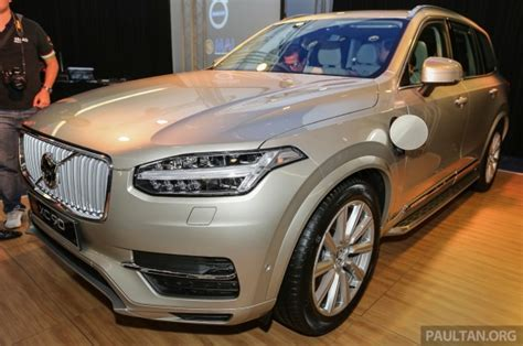 2016 volvo xc90 launched in malaysia