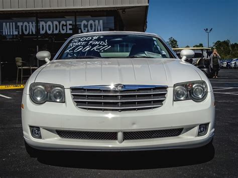 Buy Chrysler Crossfire by Silver Chrysler Crossfire For Sale Used Cars On Buysellsearch