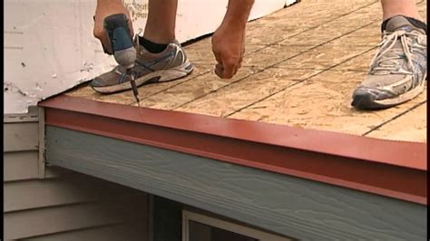 how to install a metal roof on a house metal roof installation 2 of 6 youtube