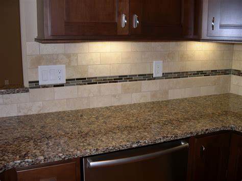 travertine kitchen backsplash tentinger june 2012