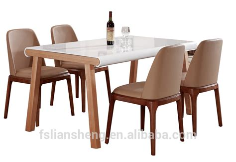 Japanese Dining Table Price Malaysia Dt014 Malaysia Modern White Hign Glossy Restaurant Dining