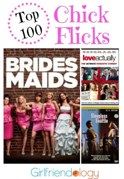 rekomendasi film chick flicks what s your favorite chick flick did it make this list of