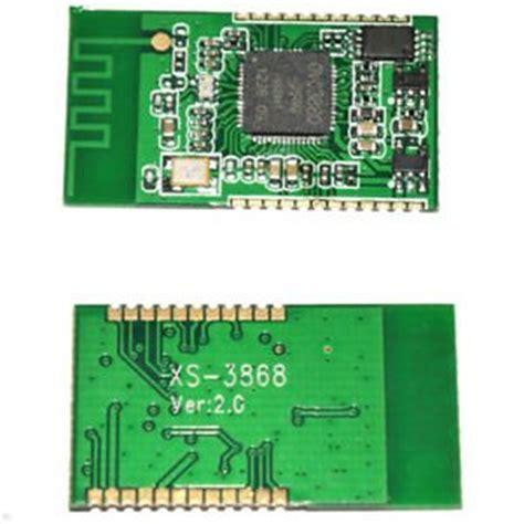 Audio Bluetooth Module Ovc3860 Xs3868 Berkualitas xs3868 bluetooth stereo audio module ovc3860 supports a2dp avrcp computers