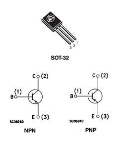 pinout transistor bd139 datasheet pdf info