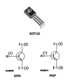 transistor equivalent bd139 datasheet pdf info