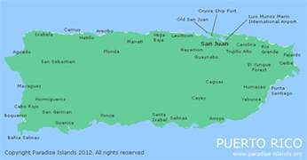 Puerto Rico Map Images by Gallery For Gt Puerto Rico Island