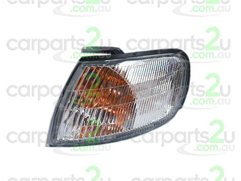 Front Corner L Toyota Kijang 1989 Clear Diskon parts to suit nissan pulsar spare car parts n15 front corner light