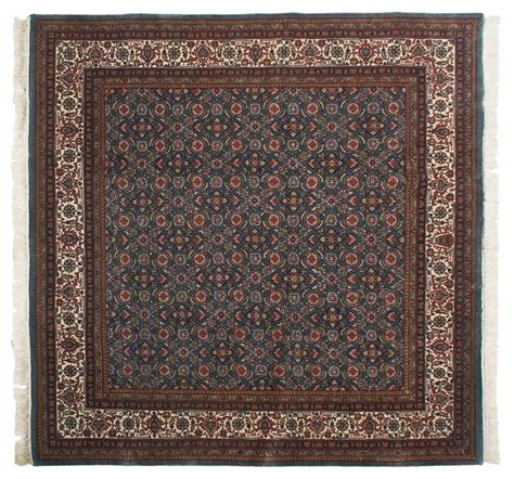 square rugs 8x8 8 215 8 herati blue square rug 031115 carpets by dilmaghani