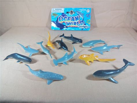 Mainan Anak Seri Hewan Serangga Dan Hewan Melata jual world seri ikan hiu paus dan lumba lumba mini a store aidyra store di