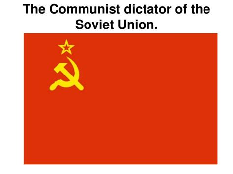 Communist Of The Soviet Union Also Search For Ppt Chapter 16 World War Looms Chapter 17 The U S In