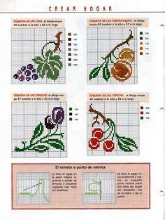 bettdecke maße cross stitch chart cherry kreuzstich vorlage kirschen