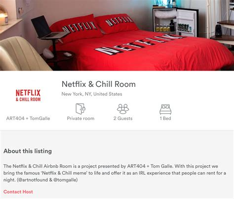 is the room on netflix you can now rent a netflix and chill room for 400 observer