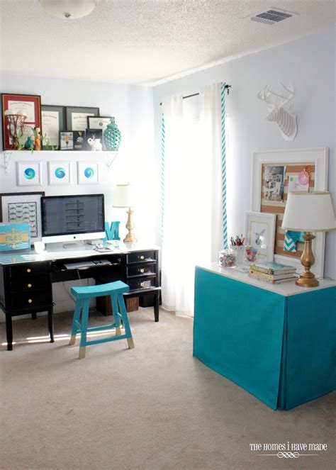 Office Space Zillow Before After Cluttered Office Goes Chic Zillow Porchlight