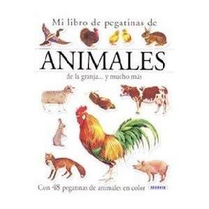 libro anima les origines libro mi libro de pegatinas de animales bazar canarias talavera artchisound s l