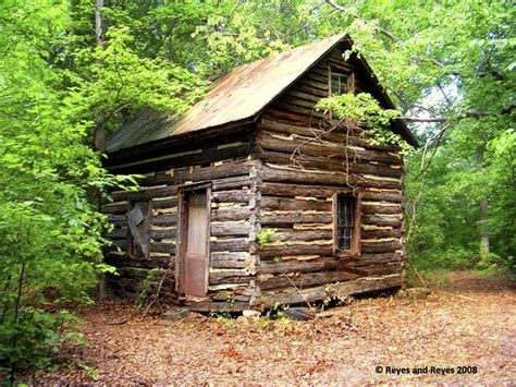 robert sydnor log cabin