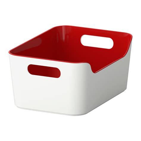 Ikea Trofast Kotak Penyimpanan42x30x23 Cm Variera Kotak Ikea
