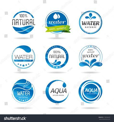 water design elements 25 vector water design elements water icon stock vector 139256429