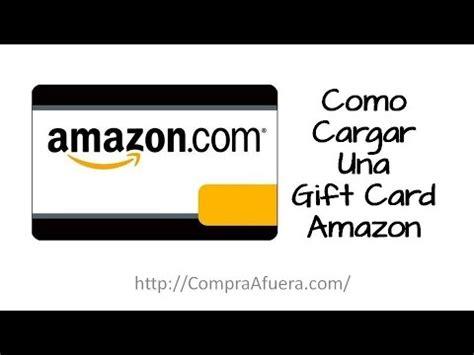 carding tutorial for amazon como cargar una gift card amazon tutorial youtube
