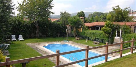 casas rural galicia hoteles rurales en galicia con piscina