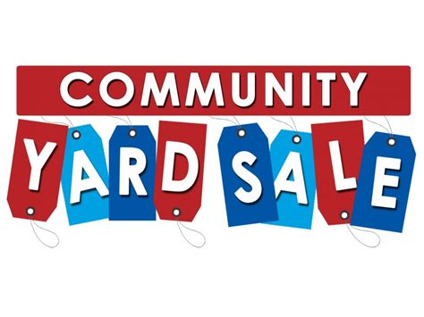 Backyard Sale by Neighborhood Yard Sale March 18th Waterford Hoa