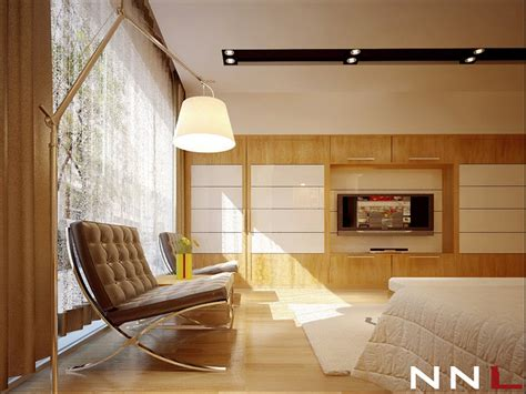 light wood white interior home interiors by open