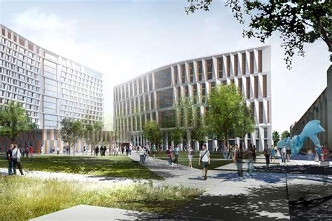 college architecture design studio unveils designs for sculptural of