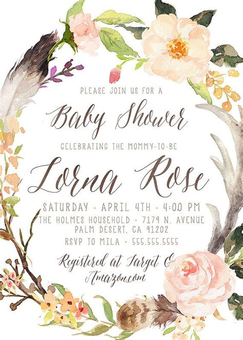 Woodland Themed Baby Shower Invitations by Best 25 Woodland Baby Showers Ideas On