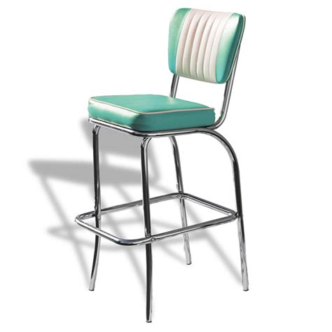 american diner bar stools el camino diner stool turquoise drinkstuff