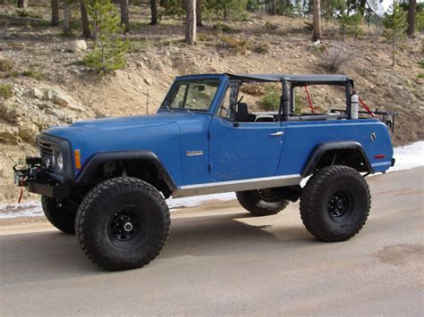 jeep jeepster lifted lifted jeep commando car interior design