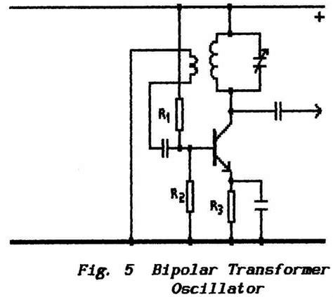 bipolar transistor oscillator circuit bipolar transistor oscillator 28 images transistors need help understanding simple