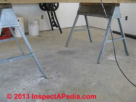 concrete floor finishes color finish trial on poured poured finish flooring choices for use over concrete slabs