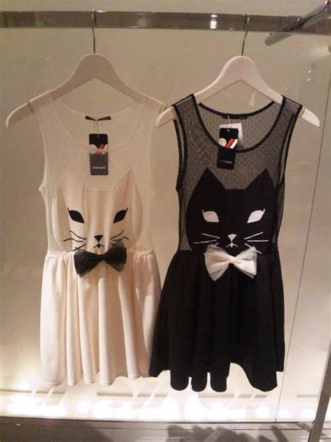 Dress Oline Cat black cat boutique cat dress store powered by storenvy