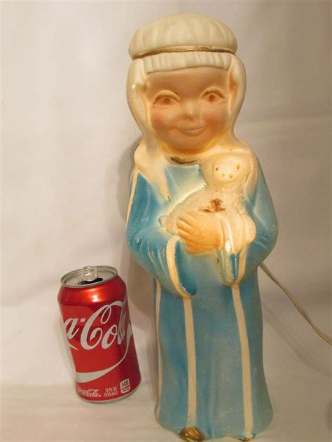 blow mould figure 1000 images about nativity figures shepherds sheep on nativity nativity