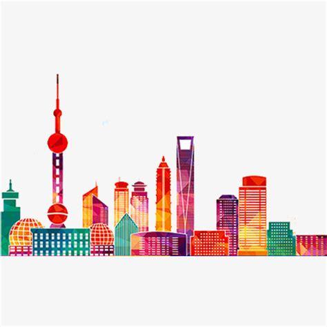 Shanghai Clip shanghai architecture watercolor building shanghai png