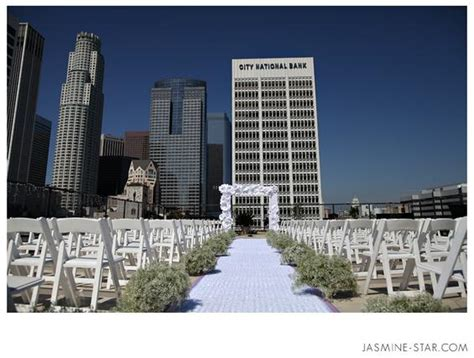 rooftop weddings in los angeles ca rent the los angeles athletic club corporate events