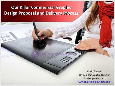 Killer Design Proposal | our killer commercial graphic design proposal and delivery